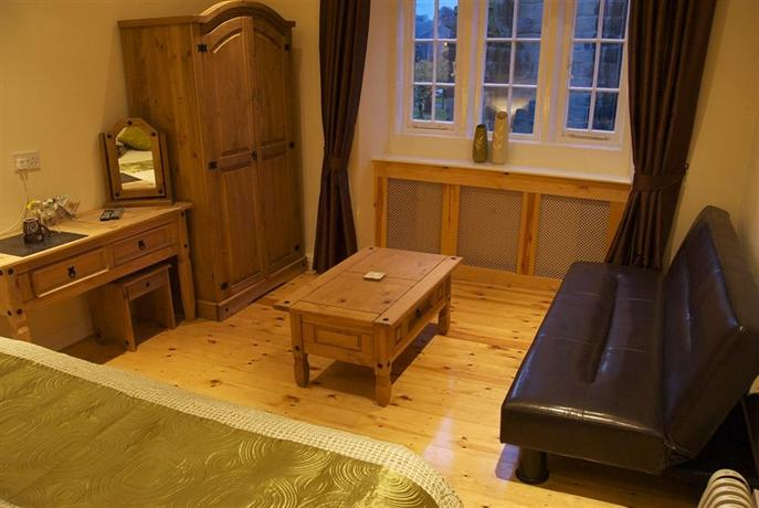 The George Hotel Tideswell - dream vacation