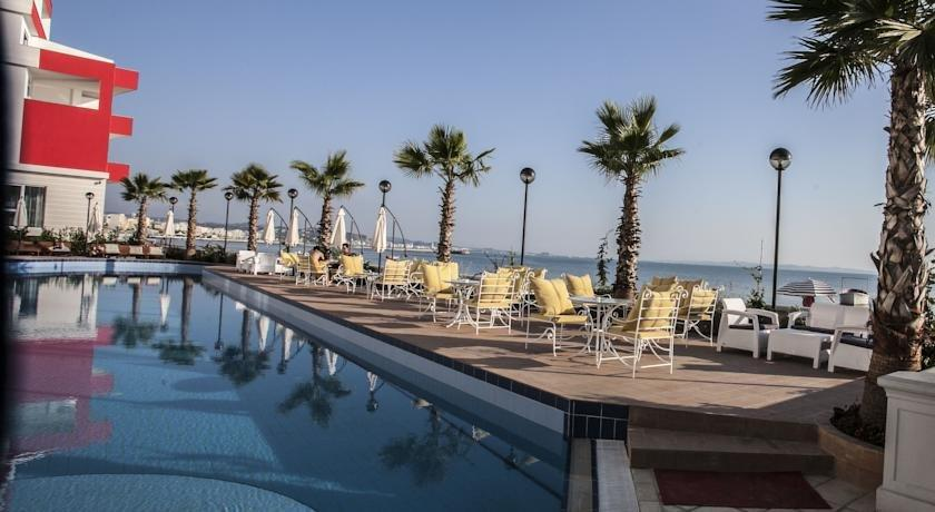Palace Hotel & SPA Durres - dream vacation