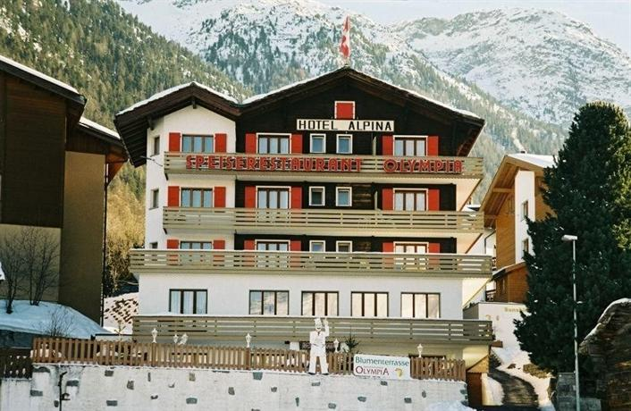 Matterhorn Valley Hotel Alpina - dream vacation