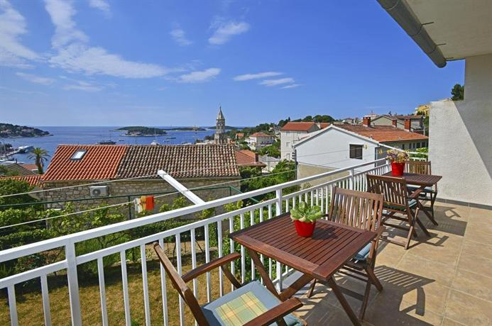 Apartments and Rooms Bonkan Hvar - dream vacation