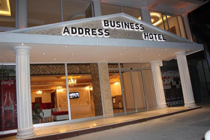 Business Address Hotel - dream vacation