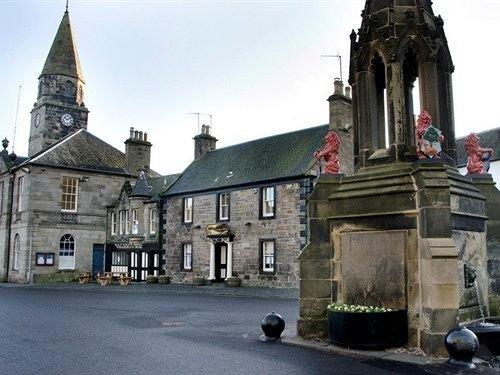 The Covenanter Hotel Glenrothes - dream vacation