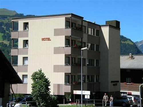Jungfrau Lodge Annex Crystal - dream vacation