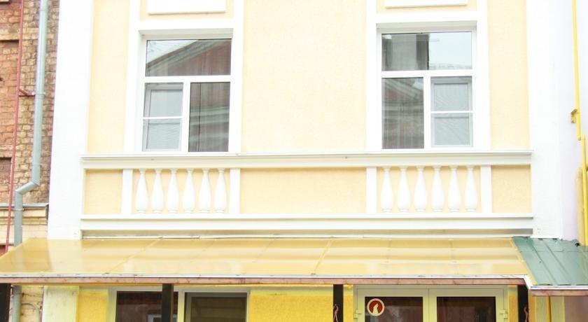 Отель Серебряный ключ