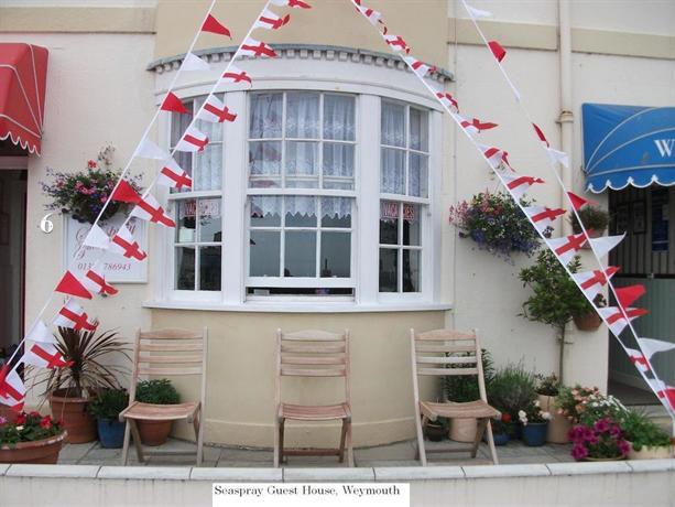 Seaspray Guest House Weymouth - dream vacation