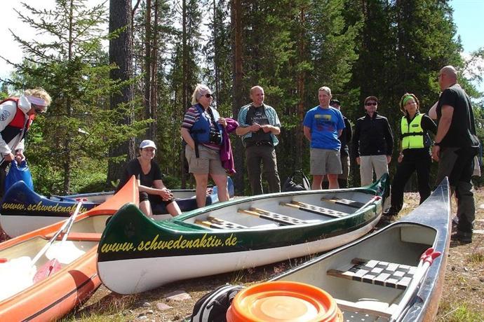 Schweden Aktiv Bed & Breakfast - dream vacation