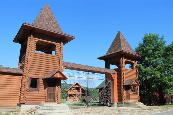 Tourist Complex belaya Reka Dakhovskaya - dream vacation