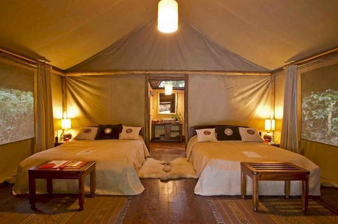Sanctuary Gorilla Forest Camp - dream vacation