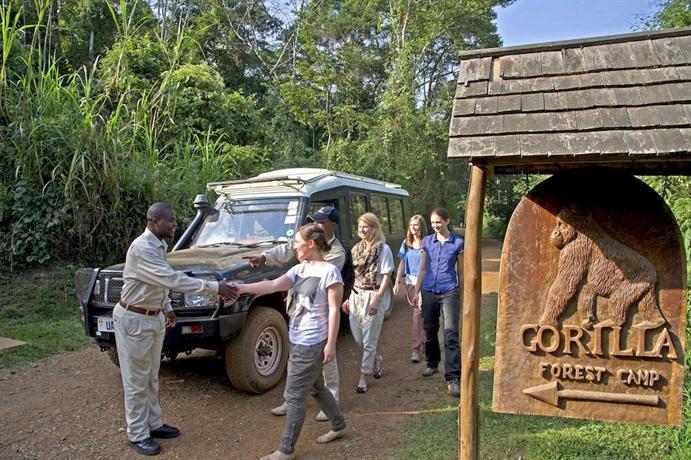 Sanctuary Gorilla Forest Camp-12