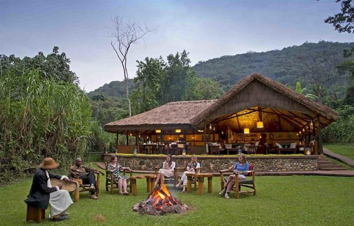 Sanctuary Gorilla Forest Camp-13
