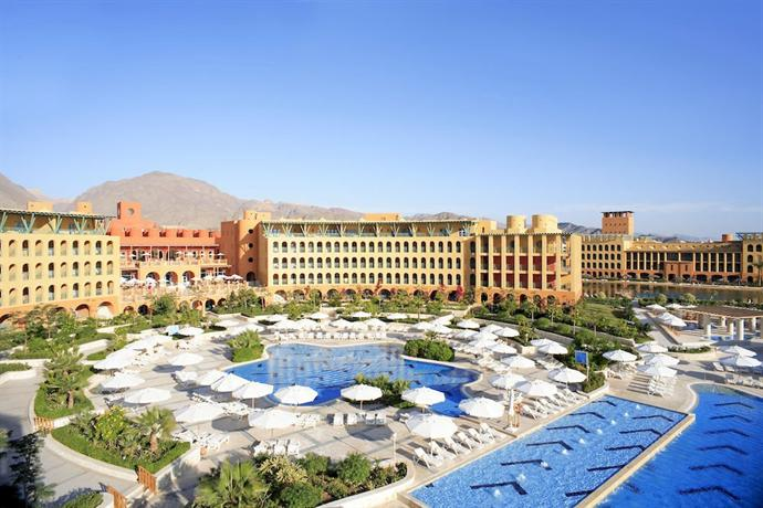 Strand Beach and Golf Taba Heights - dream vacation