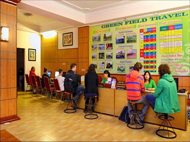 Green Field Hotel - dream vacation