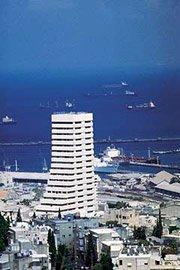 Tower Haifa - dream vacation