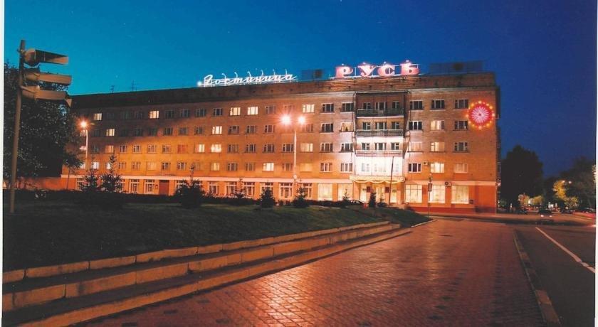 Гостиница Русь