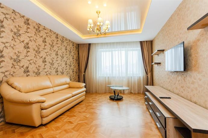 LikeHome Minsk Apartments on Nezavisimosti Avenue - dream vacation