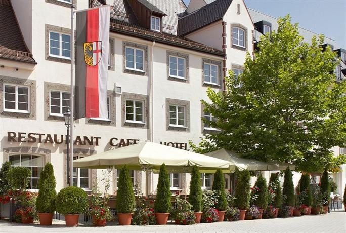 Hotel Weisses Ross Memmingen Images