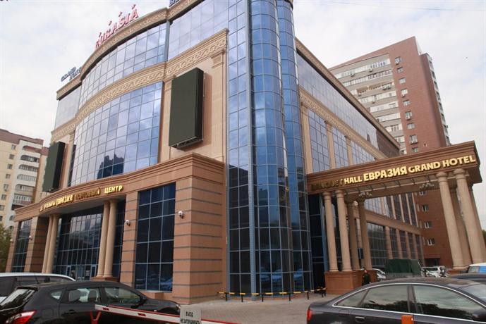 Гранд-отель Евразия