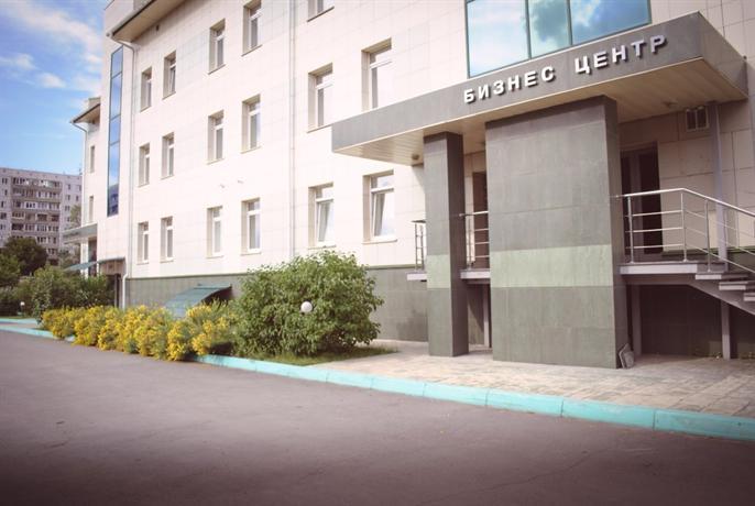 Гостиничный комплекс 55 ШИРОТА