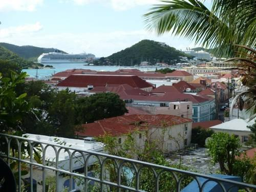 Galleon House Bed and Breakfast Saint Thomas Virgin Islands U S - dream vacation