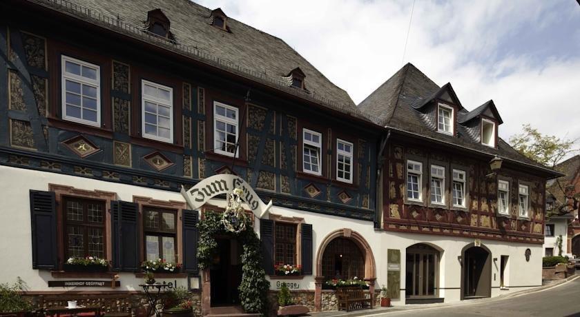 Hotel und Weinhaus Zum Krug - dream vacation