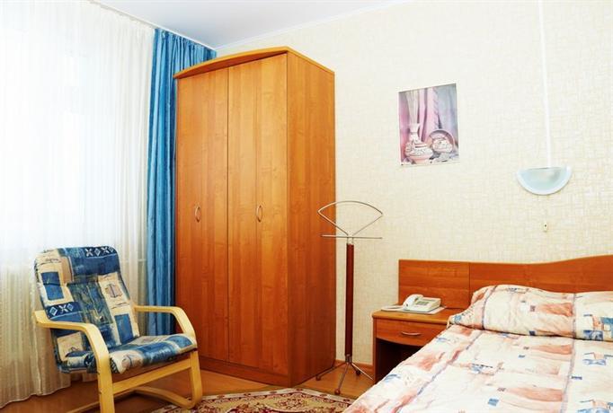 Гостиница Ямал