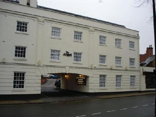 Angel Hotel Leamington Spa - dream vacation