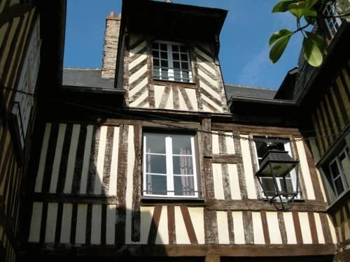 Symphonie des Sens Bed and Breakfast Rennes - dream vacation