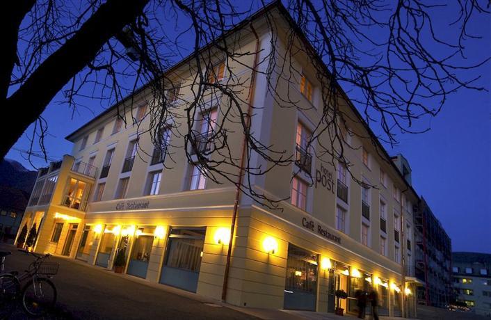 Hotel Post Brunico