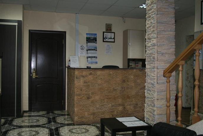 Гостиница Мега Лайт