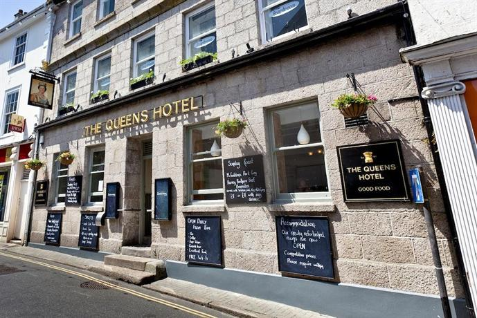 The Queens Hotel St Ives - dream vacation