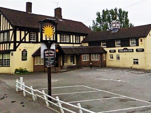 The Sun Inn Swindon - dream vacation