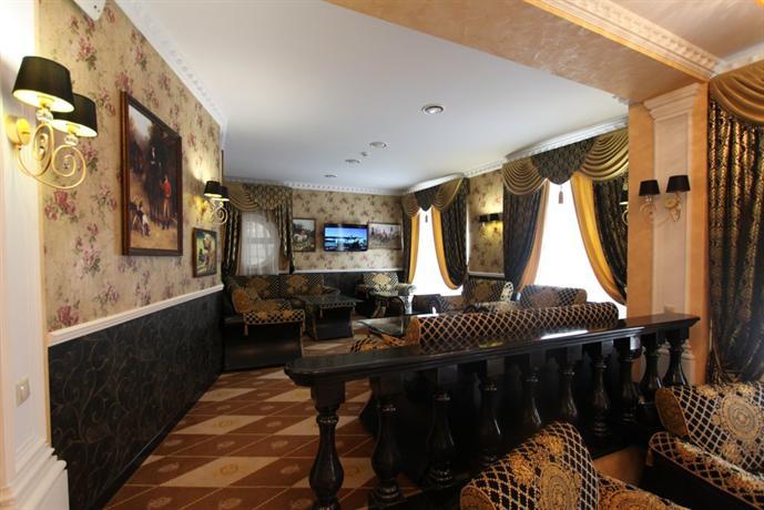 Отель Hotel Gallery Park Volgograd