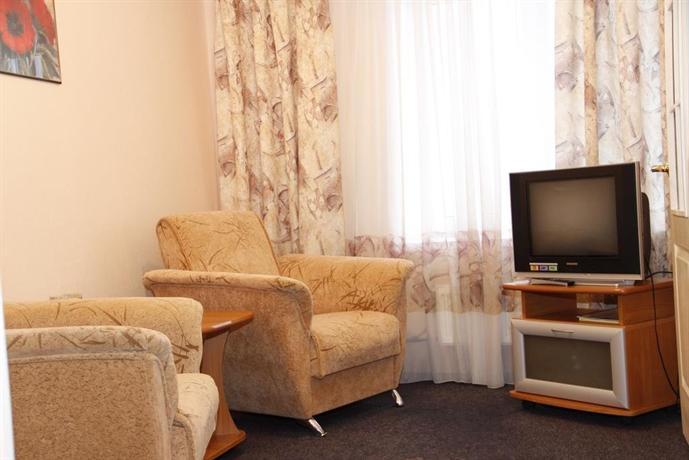 Гостиница Спасская