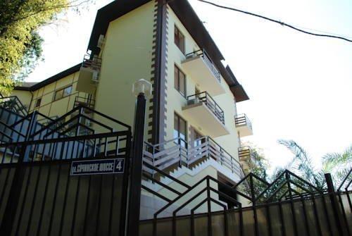 Гостевой дом Вилла Надежда