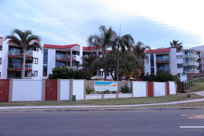 Photo: Casablanca Beachfront Apartments