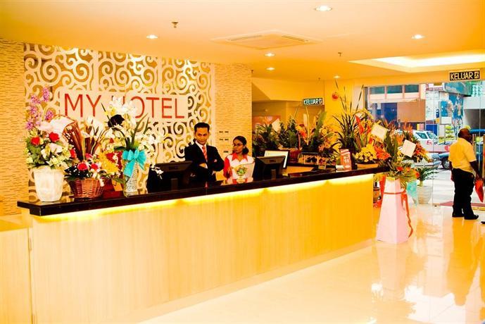 My Hotel @ bukit bintang - dream vacation