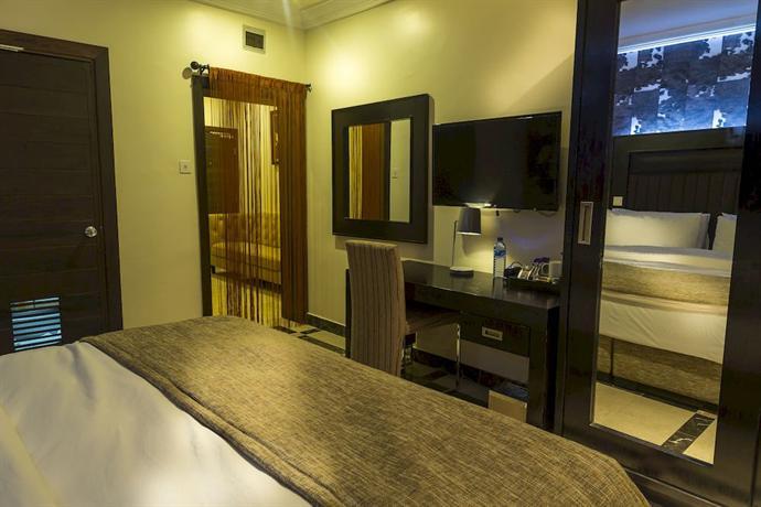 Quo Vadis Hotel Abuja - dream vacation