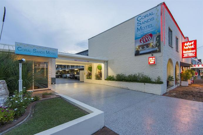 Coral Sands Motel Mackay - dream vacation
