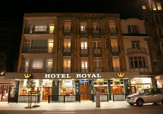 Hotel Royal De Panne - dream vacation