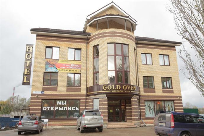 Гостевой дом Gold Oven