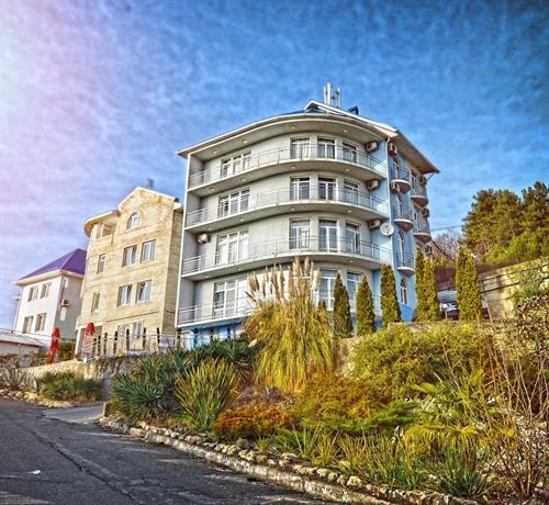 Курортный отель Виктория