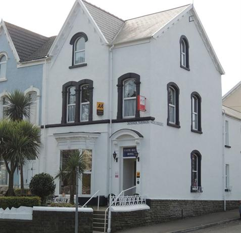 The White House Hotel Swansea - dream vacation