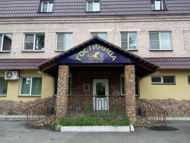 Гостиница Золотое Крыло