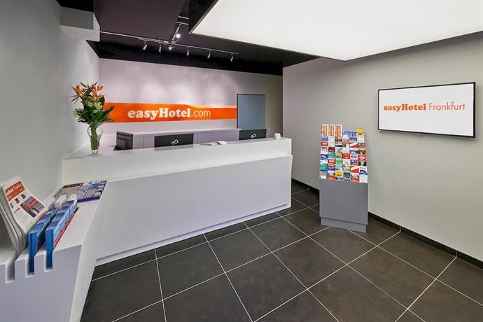 Easyhotel Frankfurt City Center