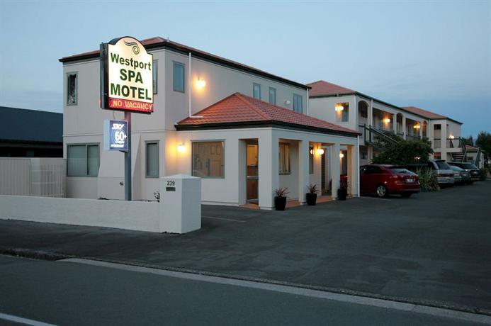 Westport Spa Motel - dream vacation