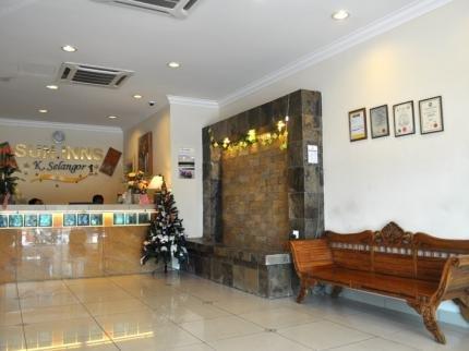 Sun Inns Kuala Selangor - dream vacation