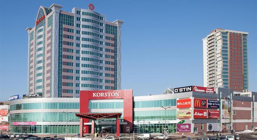 Отель Корстон Серпухов