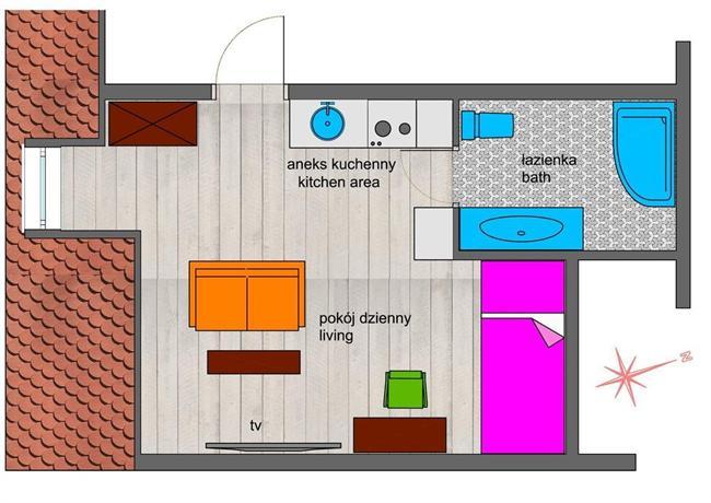 Apartamenty Katarynka Stary Rynek - dream vacation