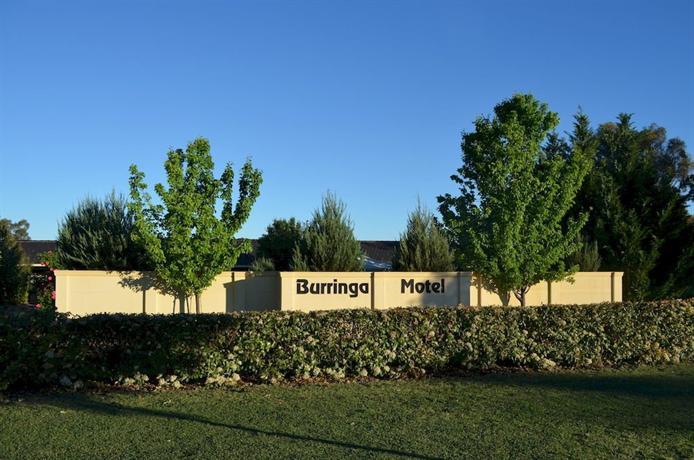 Burringa Motel - dream vacation
