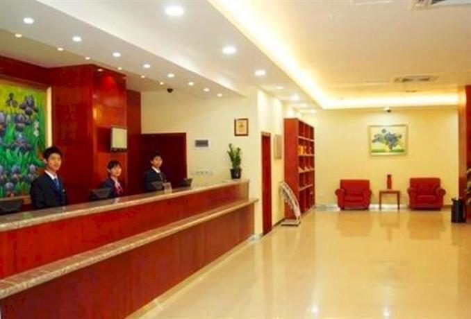 Hanting Inns Tianhe Guangzhou - dream vacation